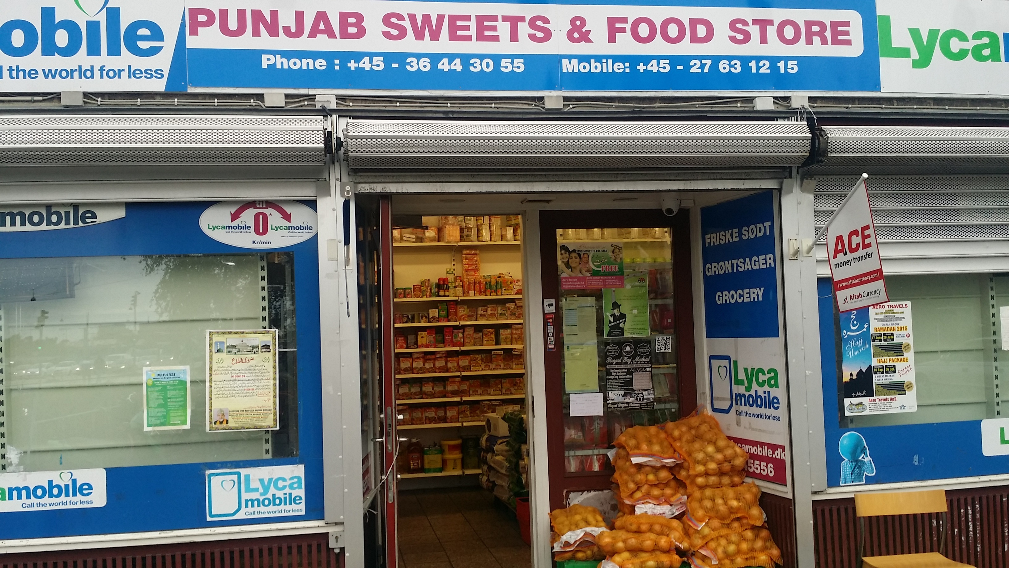 punjab sweets valby